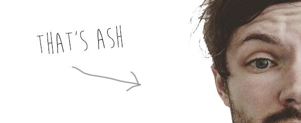 that's ash