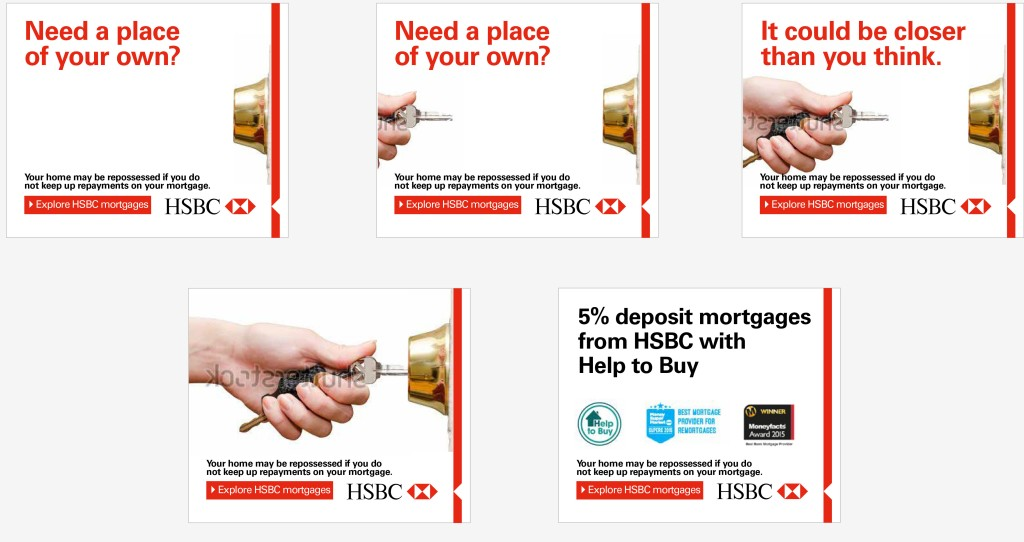 hsbc mortgages